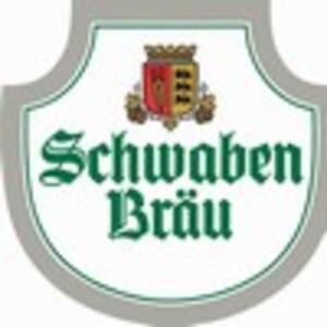 Schwaben Braeu Logo retro