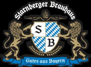 Starnberger Brauhaus logo menu